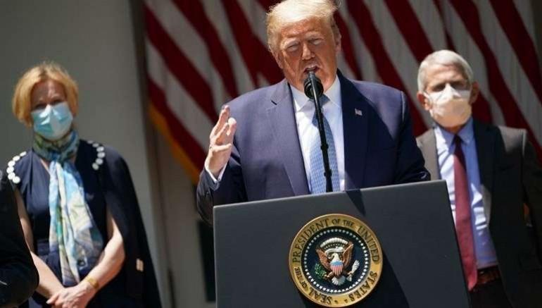 ABD Yönetimi DSÖ'den Resmi Olarak Çekildi