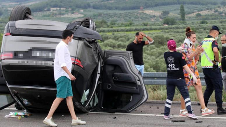 Alişan'ın Yaptığı Kaza Raporu Ortaya Çıktı! 'Hız Limitine Uyulmamış...'