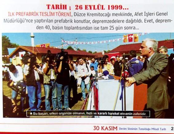 """Aydın, """"AK Parti'den Önce Türkiye Taş Devrinde miydi?"""""""