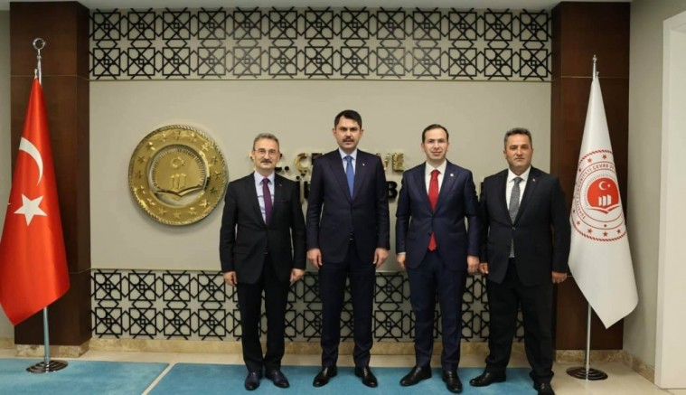 Bakan Kurum'dan Trabzon'a destek sözü!