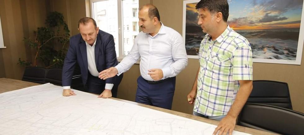 Başkan Gürsoy Arsin'de Doğal Gazdaki Son Durumu Anlattı !