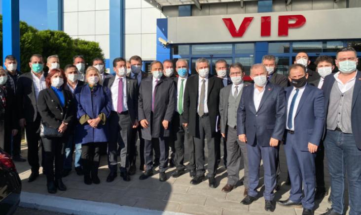 CHP'den Trabzon'da 5 ilin katılımıyla Bölge Toplantısı!