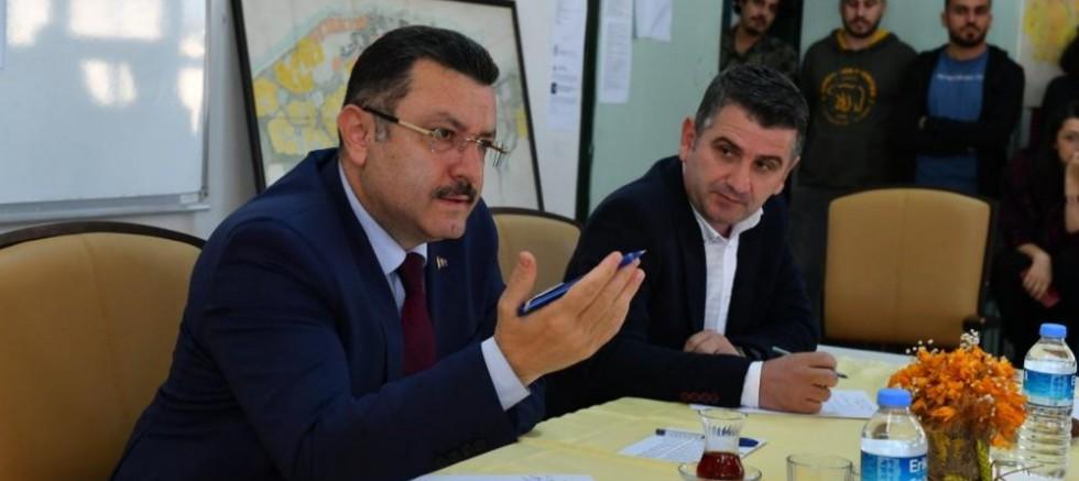 Genç:  'Maraş'ı Trabzon'a yakışır hale getirmeliyiz'