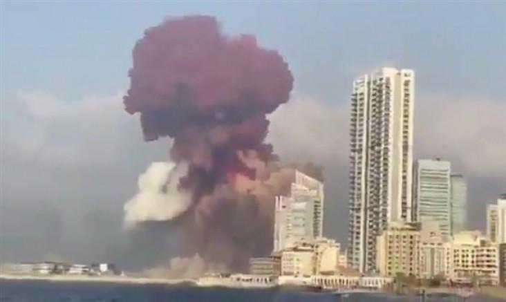 Lübnan'da Patlama: Ölü Sayısı 70'e, Yaralı Sayısı 3 Bin 250'ye Yükseldi
