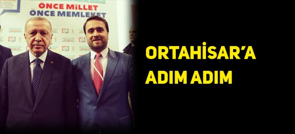 Ortahisar'da Demirtaş Tek İsim Olarak Kaldı !