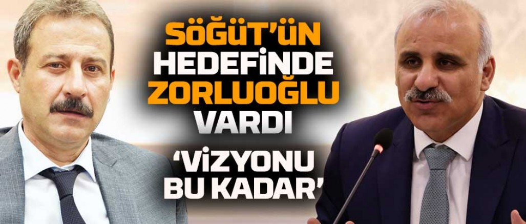 Söğüt: Bu Nasıl Tasarruf? Ankara'ya Bakıp Örnek Alın !