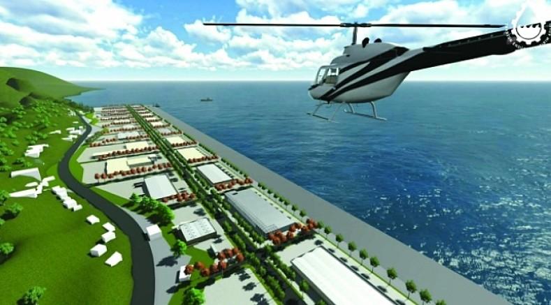 Trabzon Arsin Yatırım Adasında, İlk Aşamanın Sonuna Gelindi!