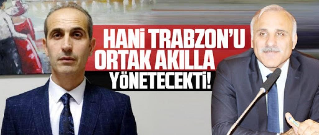 Trabzon'da 3. Tünel Projesi, mahkemeye veriliyor!