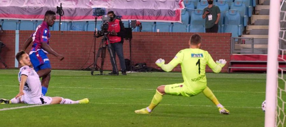 Trabzon'da Bir Yanda Sevinç, Diğer Yanda Hüzün