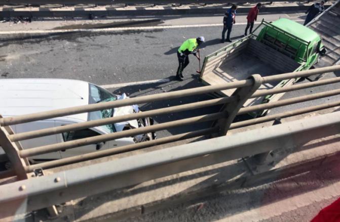 Trabzon'da Bugün Trafiği Kilitleyen Kazalar Yaşandı !
