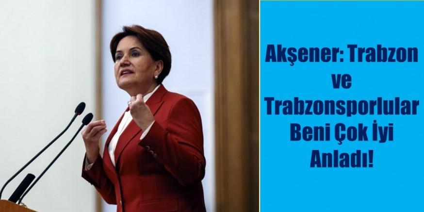 Trabzonlular ve Trabzonsporlular Beni Çok İyi Anladı !