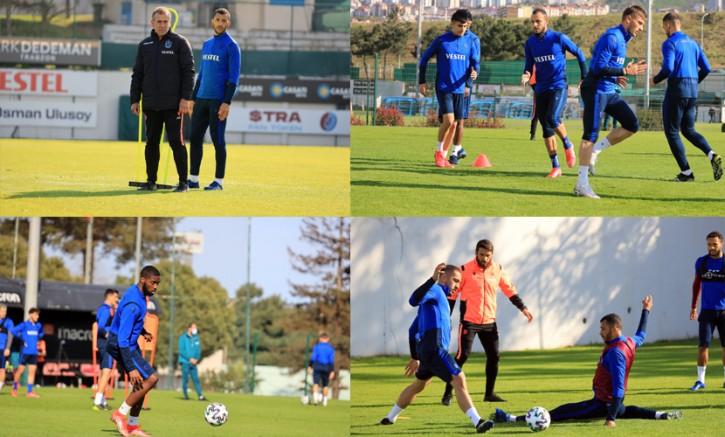 Trabzonspor'da Hatayspor Maçı Hazırlıkları Sürüyor