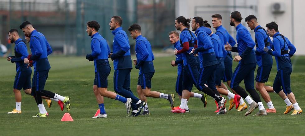 Trabzonspor'da Rizespor Maçı Hazırlıkları Tamamlandı