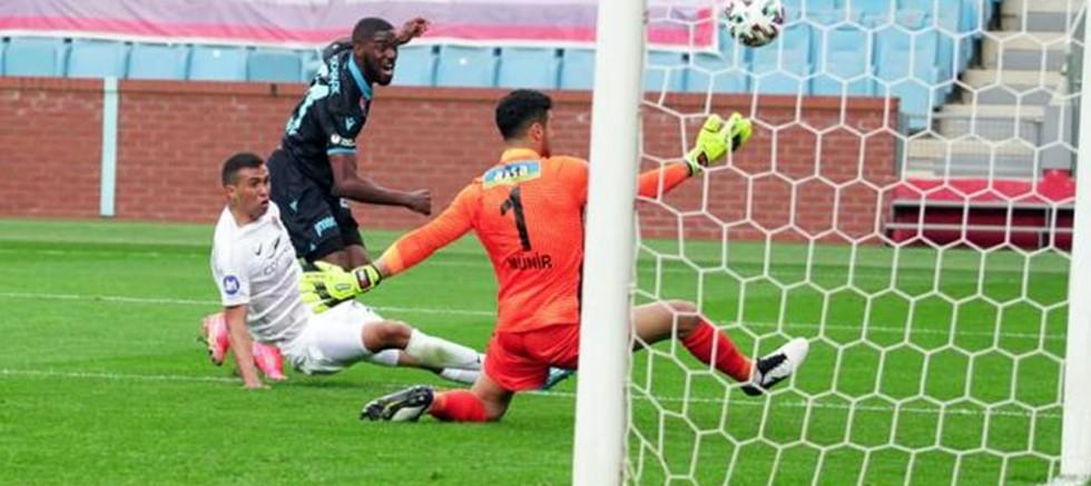 Trabzonspor, Sahasında Hatayspor ile 1-1 Berabere Kaldı