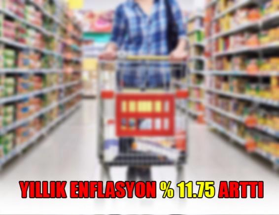 TÜİK, Enflasyon Oranlarını Açıkladı