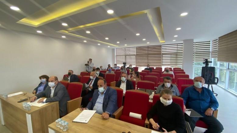 Yomra'daki krizi AK Partili Meclis Üyesi Adanur Çözdü !