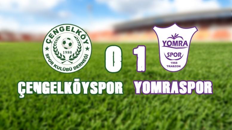 Yomraspor, Adını Play-off'a Yazdırdı