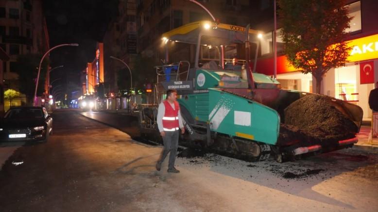 Zorluoğlu: Maraş Caddesi'ne Kalıcı Kaplama Taş Yapılacak !